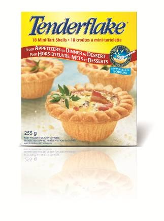 "Mini Tart 2"" Shells, 18 Pack"