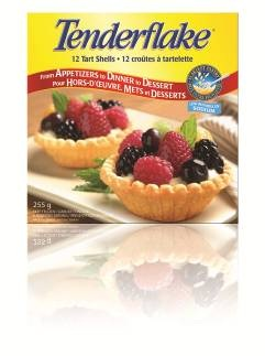 "Regular Tart 3"" Shells, 12 Pack"