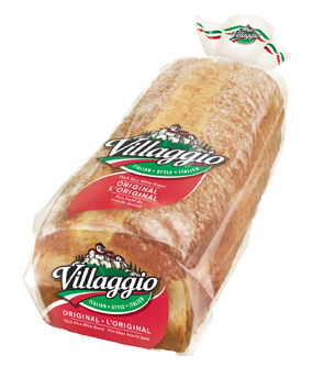 Villaggio® Original Thick Sliced Italian Style White Bread