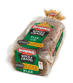 Dempster's® WholeGrains™ Flax