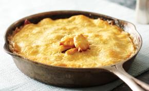 Tuscan Ham Pot Pie
